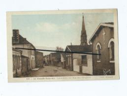 CPA -  La Chapelle Basse Mer  -  Rue Des Gringales - La Chapelle Basse-Mer
