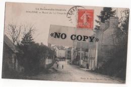HALEINE - ( Orne ) - Route De La Chapelle Moshe - France