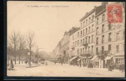 43 -- Le Puy -- La Place Du Breuil - Le Puy En Velay