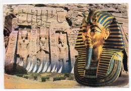 Egypte--LE CAIRE--Enjoy Egypt--cpm  --timbre Au Dos - Le Caire