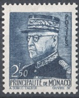 MONACO 1941 N° 232 NEUF  ** - Monaco