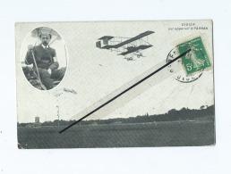 CPA  - Didier Sur Appareil  H.Farman - Avions