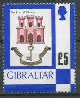 Gibraltar 1979 Wappen 391 Postfrisch - Gibilterra