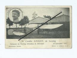 CPA - M.Camille AMAND De Seraing  - Vainqueur Du Meeting D'Avion De Tirlemont - 25 Septembre 1910 - Seraing