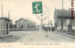LE PERRAY PASSAGE A NIVEAU RUE DU MOULIN 78 YVELINES - Le Perray En Yvelines