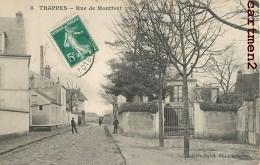 TRAPPES RUE DE MONTFORT 78 YVELINES - Trappes