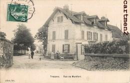TRAPPES LA RUE DE MONTFORT 78 YVELINES - Trappes