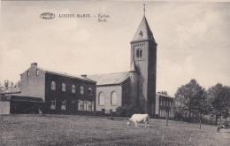 Louise-Marie Etikhove Maarkedal Kerk OLV Salette Omg. Elzele Ellezelles Nukerke Schorisse Ronse Renaix Geanimeerd Cow - Maarkedal
