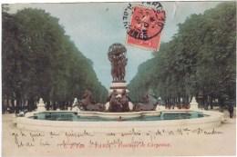 Cpa  PARIS   Fontaine Du Carpeaux - Autres Monuments, édifices