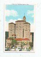 G-I-E , Cp, ETATS UNIS , DAYTON , Y.M.C.A. Building , OHIO , Vierge , Ed : Wenger - Dayton
