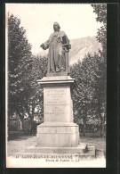 CPA Saint-Jean-de-Maurienne, Statue De Fodéré - Saint Jean De Maurienne