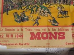 COMBAT DIT LUMECON - Plakate