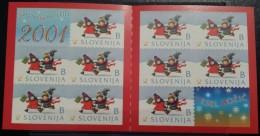Slovenia, 2000, Mi: 330,Booklet, (MNH) - Eslovenia