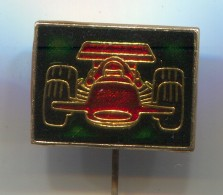 FORMULA 1, Racing Automotive Car, Vintage Pin Badge - F1