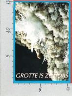 CARTOLINA VG ITALIA - SANTADI (CA) - Grotte Is Zuddas - Aragoniti Aciculari - 10 X 15 - ANN. 2004 - Cagliari