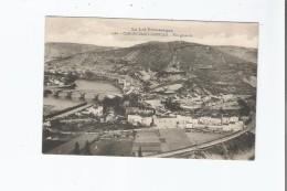 CAHORS SAINT GEORGES 1986 VUE GENERALE LE LOT PITTORESQUE 1921 - Cahors