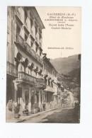 CAUTERETS (H P) HOTEL DE BORDEAUX (LAMARQUE J PROPRIETAIRE) - Cauterets