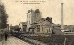 63 LE BREUIL Sur COUZE La Distillerie De Betteraves - France