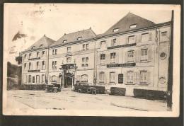 55 Verdun. Hotel Vauban. 2 Voitures - Verdun