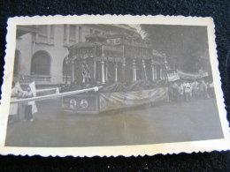 Photographie Originale Ancienne 1955 Viet Nam Enterrement D´ Un Riche à Saïgon  LIOB43 - Lieux