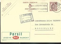 Publibel Obl. N° 785 ( PERSIL; Lessive - Blanchit) Obl: Liège 1948 - Publibels