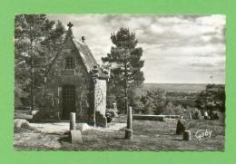 CPSM PM  FRANCE  61  ~  JUVIGNY-sous-ANDAINE  ~  112  La Chapelle Ste-Geneviève  ( Artaud Dentellée 1964 ) - Juvigny Sous Andaine