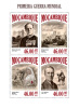 MOZAMBIQUE 2013 - W. Churchill, World War I - YT 5673-6; CV = 17 € - Sir Winston Churchill