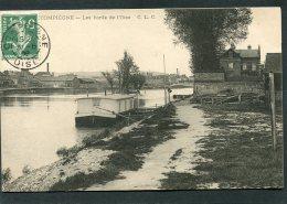 CPA - COMPIEGNE - Les Bords De L'Oise - Bateau Lavoir - Compiegne