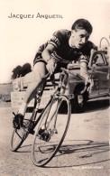 "¤¤  -   Coureur Cycliste  -  Jacques ANQUETIL  -  Photo "" Miroir-Sprint ""      -  ¤¤ - Cycling"
