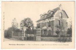 91 - MORSANG - Beauséjour - Villa La Roseraie, Angle Des Avenues Marthe Et De La Princesse - Morsang Sur Orge