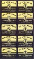 MATCH LABELS EXPORT  - NEWTON GROCERY CO. - DOTHAN  US - Cc 1960. - Drava - Unused - Boites D'allumettes - Etiquettes