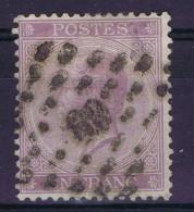 Belgium OBP Nr 21 Used  1865