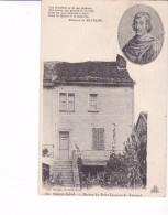 Saint Cere Maison Du Pete Francois De Maynard  Edit Baudel Cachet Hopital Militaire 17 Eme Region N 76 Bis 1915 - Saint-Céré