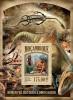 MOZAMBIQUE 2013 - Prehistoric Man, Fossils - YT BF751; CV = 16 € - Fossielen