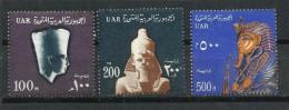 Egipto. 1964_Correo Ordinario. Finales De Serie. - Egipto