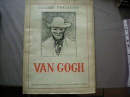 VAN GOGH GALERIE D'ESTAMPES 30 DESSINS ALBUM DE 1936 - Art
