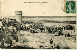 Lomener (56) - Environ De Lorient  Un Jour De Fête - France