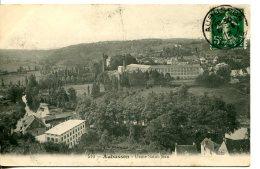 AUBUSSON (23) - Vue Sur L'usine St Jean - Aubusson