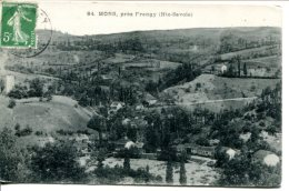 MONS Près Frangy (74) - Vue Sur Le Village - France