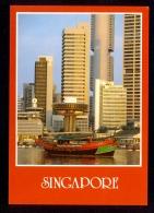 Singapore / Postcard Not Circulated - Singapour