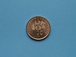 2008 - 100 Francs / KM 15 ( Uncleaned Coin / For Grade, Please See Photo ) !! - Nouvelle-Calédonie