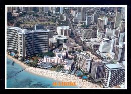Waikiki / Postcard Not Circulated - Other