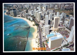 Waikiki / Postcard Not Circulated - United States
