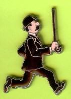 Pin's BD Tintin Dupont Canne - 1F03 - Comics
