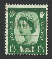 Northern Ireland, 1 S. 3 P. 1958, Sc # 5, Mi # 3x, Used - Regional Issues