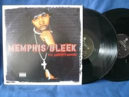 "Memphis Bleek""33t X2 Vinyles""The Understanding"" - Rap & Hip Hop"