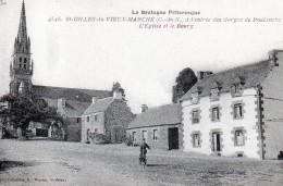 Entrée Des Gorges - Saint-Gilles-Vieux-Marché