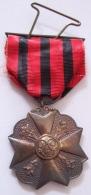 Médaille Civique. Croix Pour Ancienneté De Service - Profesionales / De Sociedad