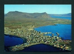 ICELAND  -  Akranes  Unused Postcard - Iceland