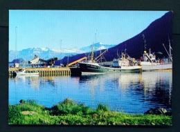 ICELAND  -  Eskifjorour  Unused Postcard - Iceland